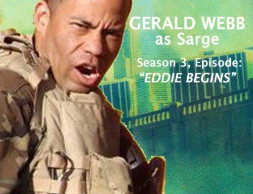 Gerald Flies to Fox's 9-1-1
