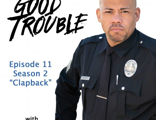 Gerald To Appear in an Episode of Freeform's GOOD TROUBLE